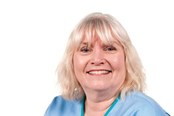 Clinical Research Nurse – Ruth Irwin