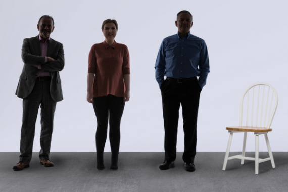 Empty Chairs – Alison Williamson