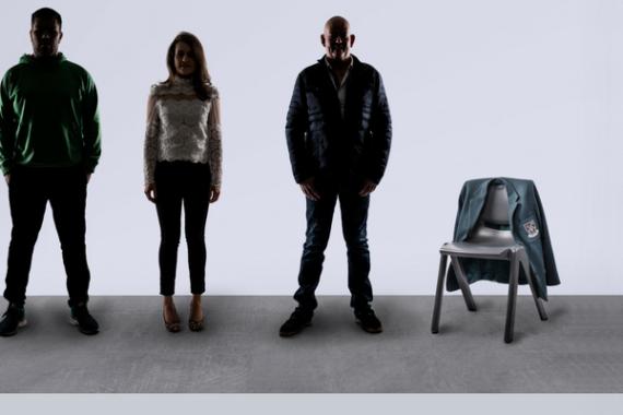 Empty Chairs – Catherine Buchanan