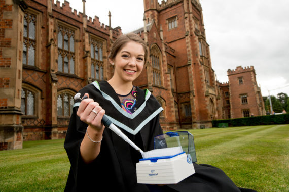 Queen's Student Determined to Find Cancer Cure in memory of Alison Williamson