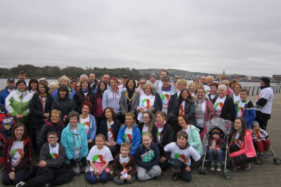 Derry/Londonderry Sponsored Walk