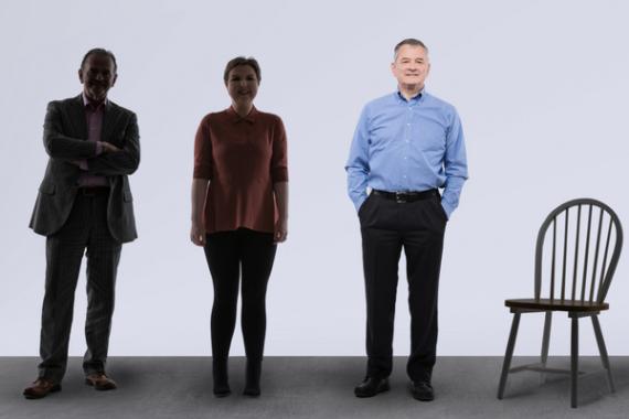 Empty Chairs – John McCormick