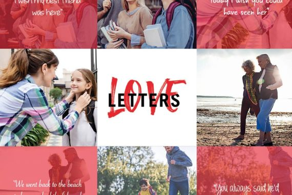 Launching our Love Letters