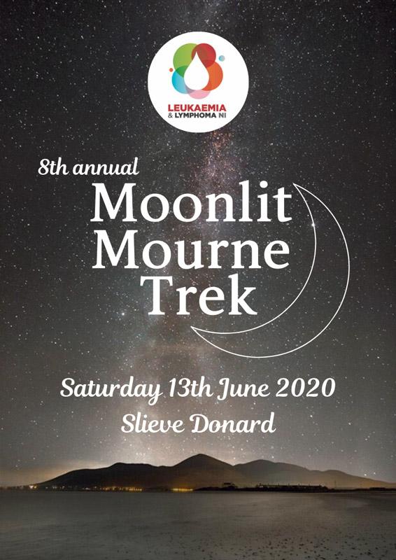 Moonlit Mourne Trek 2020