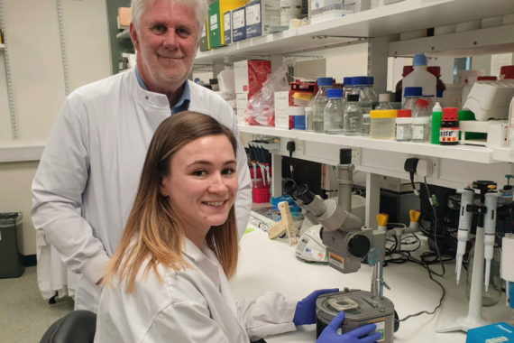 Leukaemia & Lymphoma NI launch Myeloid Blood Cancer Initiative
