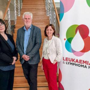 Leukaemia & Lymphoma NI award £20,000 Grant to Dr Fiona Furlong & Dr Jaine Blayney