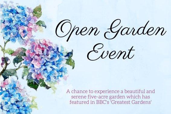 Open Garden Event
