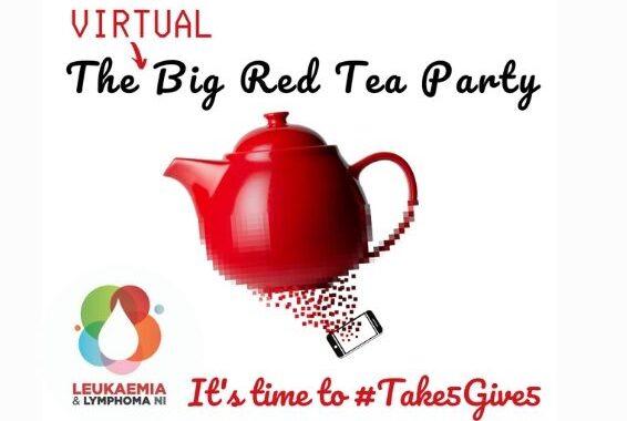 Virtual Big Red Tea Party