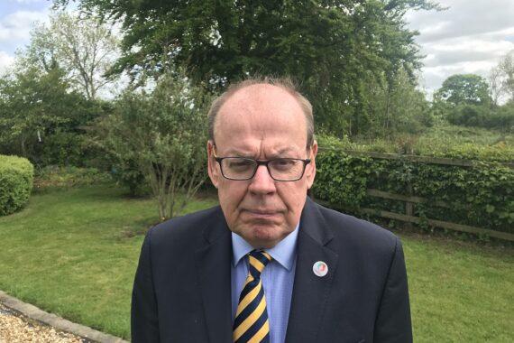 Ken Reid – Patron