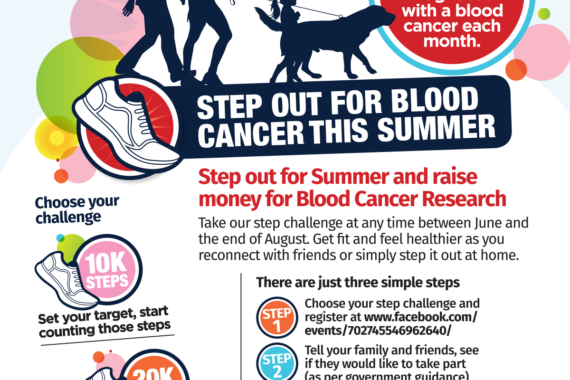 Step Out for Blood Cancer!