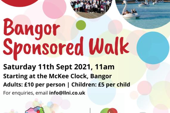 Bangor Sponsored Walk